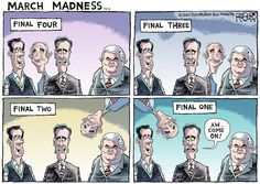Do we have an inevitable GOP candidate?