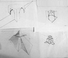 Gabe's Linear Perspective 1
