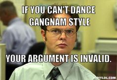 Gangnam Style! New most-viewed video ever!