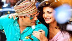 Salman Khan & Jacqueline Fernandez Hot HD Wallpaper