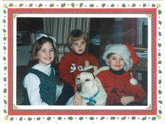 Christmas photocard