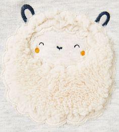 Image 4 of SHEEP SWEATSHIRT from Zara