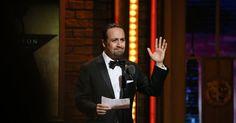 Lin-Manuel Miranda's Sonnet From the Tony Awards - The New York Times