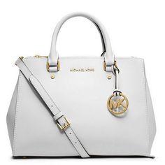 EXACTLY My Style  Michael Kors tote bag! $78 white blazer!#http://www.bagsloves.com/