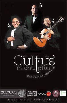 Cultus interruptus. Foro La Gruta.