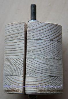 Шлифовальный барабан своими руками - Домашняя мастерская