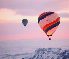 Air balloon #kapadokya #cappadocia #airballon #goreme #urgup #canon #canonm5