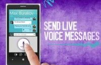 Viber's Snapchat-like voice feature comes to Windows Phone 8 (August 2014)