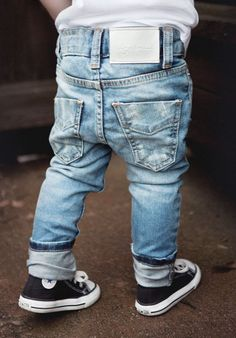 jeans and chucks