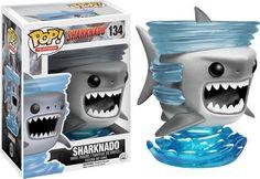 Sharknado Funko POP Vinyl Unveiling  <-- well alrighty then....