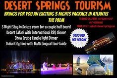 Atlantis The Palm Hotel Dubai #atlantistour #dubaitour www.desertsprings.ae