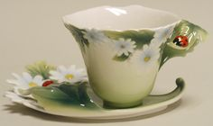Nature-Inspired Franz Collection Porcelain International at ...