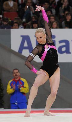 Sandra Izbaşa (izbasa), gymnast, gymnastics