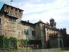 Castello Visconti di San Vito, Somma Lombardo, Lombardia