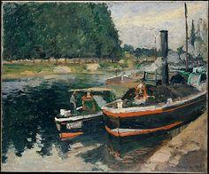 Camille Pissarro (1830–1903 Paris)