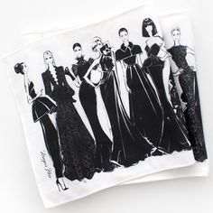 Couture Show Table Runner - Megan Hess