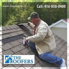 Get the perfect look for your home roof and ready for winter. Visit us  Extend the life of your residential or commercial roof. Visit us http://www.theroofers.ca/commercial or call us on 416-858-0400