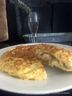 La Cocina de las Casinas: Tortilla de Merluza byJose