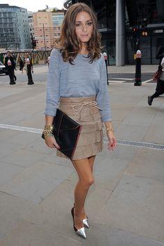 Looks de entretiempo para ir a la oficina http://stylelovely.com/noticias-moda/working-girls/