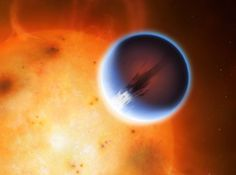 Another exoplanet weather report: 8,500 km/hour winds | Ars Technica