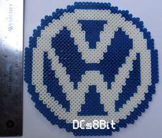 Volkswagen Logo Perler
