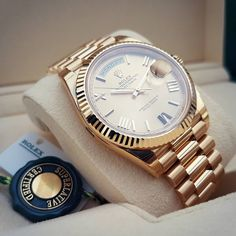Luxury Watches For Men Most Expensive Rolex Patek Philippe Brands Vintage Swiss Made Breiling Audemars Piguet Dream Watches, Sport Watches, Cool Watches, Rolex Watches, Patek Philippe, Rolex Diver, Audemars Piguet, Rolex Day Date, Men Accessories