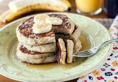Banana-Coconut Pancakes   Stuffed Pepper ™