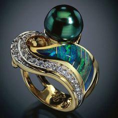 Las gemas preciosas y joyería