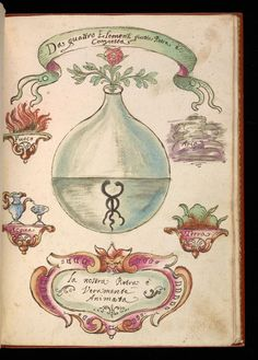 vol. 16 - Manly Palmer Hall collection of alchemical manuscripts, circa 1500-1825