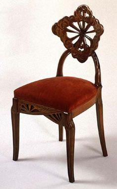 Jugendstil furniture | jugendstil furniture, art nouveau chairs, art nouveau furniture