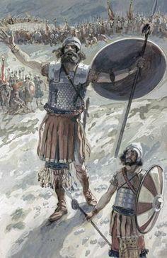 Tissot -The Defiance of Goliath