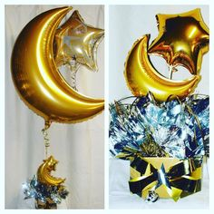 Busy preparing for all the #eid decorations and #balloons - not too late too order #eidmubarak #eidballoons #pin