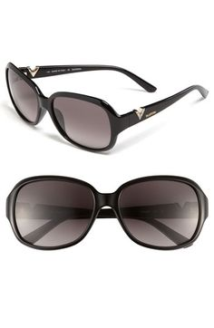 Valentino Classic Sunglasses available at #Nordstrom Got to have it!