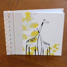 Rag & Bone Bindery's best selling Baby's First Book