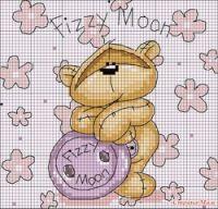 "Gallery.ru / COBECTb - Album ""Fawzi"" Cross Stitch For Kids, Cross Stitch Books, Cross Stitch Needles, Cross Stitch Cards, Cute Cross Stitch, Cross Stitch Animals, Cross Stitch Kits, Cross Stitch Designs, Cross Stitching"