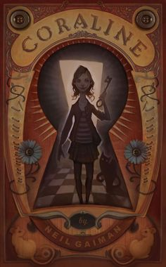 Coraline by AudreyBenjaminsen on DeviantArt