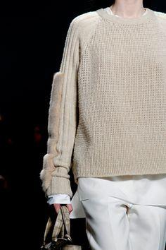#Reed Krakoff Fall 2012 Ready-to-Wear  Cardigans #2dayslook #nice #fashion  #cardigans  www.2dayslook.com