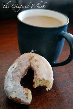 This easy and quick sourdough donut recipe is the perfect way to use sourdough discard. Delicious donuts with a slight sourdough tang. Sourdough Doughnut Recipe, Sourdough Recipes, Sourdough Bread, Bread Recipes, Donut Recipes, Dessert Recipes, Party Desserts, Healthy Desserts, Brunch Recipes
