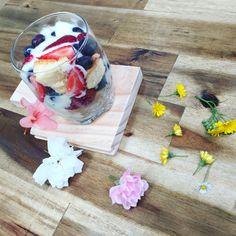 A berry trifle is a summer must! YUMmmm...😋😋😋 #trifle  #summer  #blueberry  #dessert #strawberry  #hamiltonnz  #newzealand