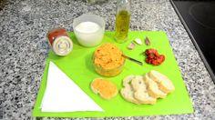 #Receta de #Almogrote, El Almogrote es una especie de crema o paté de queso originario de la Isla de la Gomera, Islas Canarias, un secreto culinario que pocos conocen.