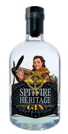 Spitfire Heritage Distillers provide one of the finest artisan Gin & Vodka spirits in the United Kingdom. Whisky, Vodka, London Gin, Rum, Gin Distillery, Gin Tasting, Gin Brands, Gin Recipes, Gin Bar