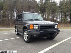 ARMSLIST - For Sale: Land rover discovery se7 trade for guns