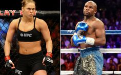 What Is MMA'S Obsession With Floyd Mayweather - MMAFanMedia