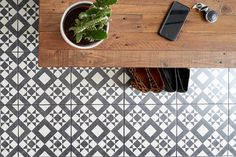 Ceramic Odyssey Wall and Floor Tile 33x33cm - Tons of Tiles