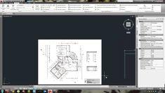 Dessin d'une maison avec Autocad Architecture tuto débutant | Part 1