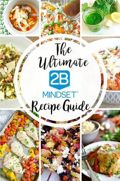 The Ultimate 2B Mindset Recipe Roundup