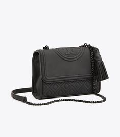 5b7cb08e1dac Visit Tory Burch to shop for Fleming Matte Small Convertible Shoulder Bag  and more Womens Cross