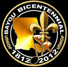 Bayou Bicentenial  #fleur_de_lis #louisiana #bicentennial