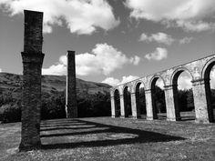 Ynyscedwyn Ironworks, Ystradgynlais, Wales