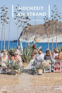 Eine Traumhochzeit am Strand in Spanien feiern. Heiraten am Strand in Spanien, Hochzeit am Strand, Hochzeit am Strand Location, Hochzeit am Strand Ideen, Hochzeit am Strand Boho, Hochzeit am Strand Bilder, Hochzeit am Strand Traum, Hochzeit am Strand kleine, Hochzeit am Strand zu zweit, Location Hochzeit Strand, Hochzeitslocation in Spanien, outdoor Hochzeit Location, Hochzeitslocation am Strand, Hochzeit am Meer, Hochzeit am Meer in Spanien, Heiraten am Strand, Heiraten auf Mallorca Wedding Ceremony Decorations, Table Decorations, Am Meer, Wedding Designs, Beach, Outdoor Wedding Seating, Cacti And Succulents, Andalusia, Sevilla Spain
